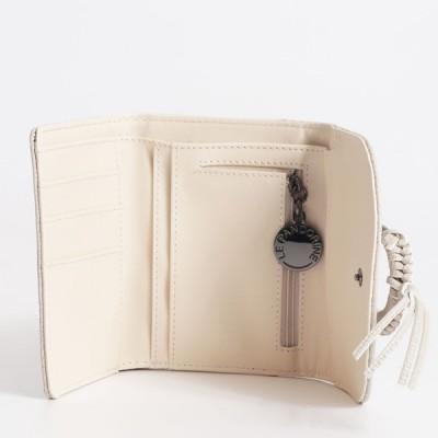 LePANDORINE Wallet Vicky Felice White