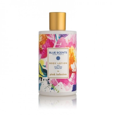 BLUE SCENTS Body Lotion Pink Infusion