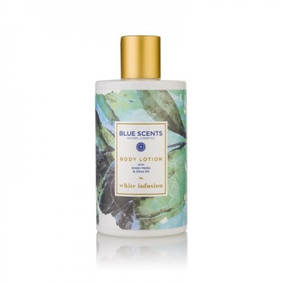 BLUE SCENTS Body Lotion White Infusion