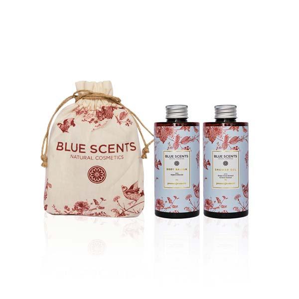Gift Set Pomegranate BLUE SCENTS