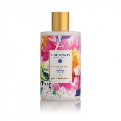 BLUE SCENTS Shower Gel Pink Infusion