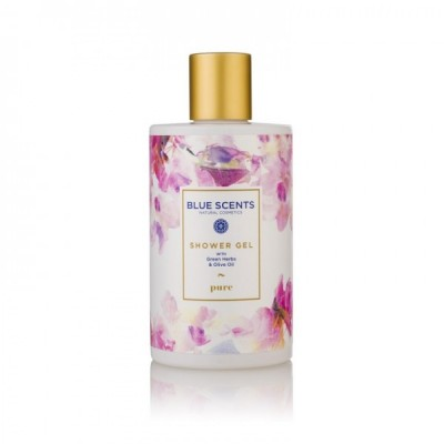 BLUE SCENTS Shower Gel Pure