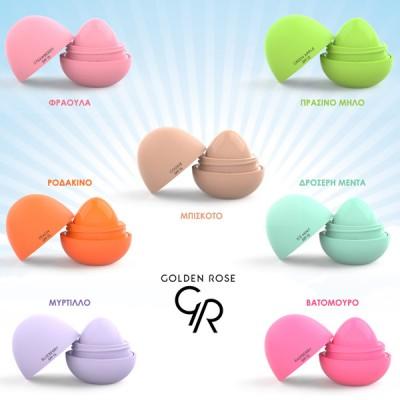 GOLDEN ROSE Lip Butter SPF 15