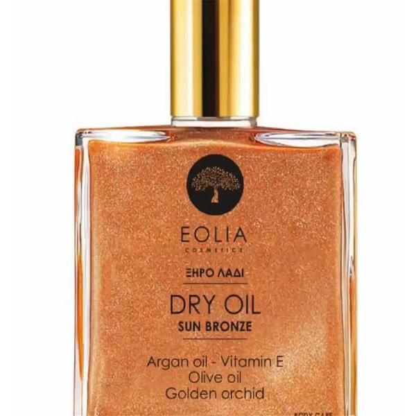 Eolia Shimmering Dry Oil Sun-Kissed Bronzer