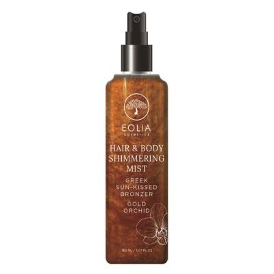 Eolia Hair & Body Mist Shimmering Greek Sun-Kissed Bronzer